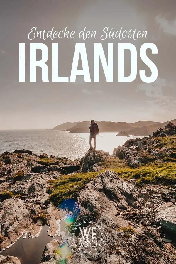 Irlands Südosten Sehenswürdigkeiten, Highlights & Reisetipps #reiseziele #reisetipps #reiseinspiration #roadtrip