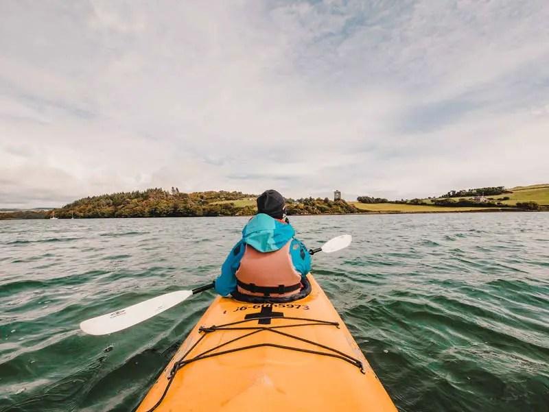 Sea Kayaking – Irlands Südosten Sehenswürdigkeiten