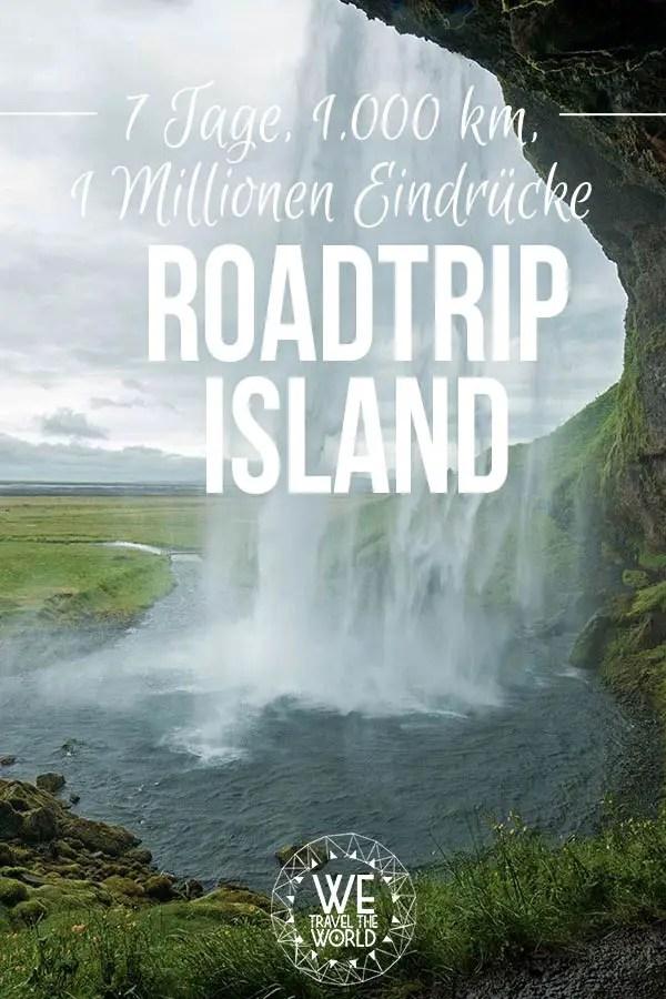 Island Reise Tipps: Highlights und Sehenswürdigkeiten für 1 Woche Island Urlaub