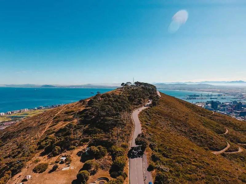 Kapstadt Sehenswürdigkeiten signal hill