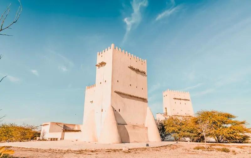 Katar in 3 Tagen – Katar Sehenswürdigkeiten – Barzan Towers