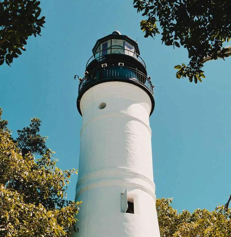 Key West Sehenswürdigkeiten Lighthouse Leuchtturm