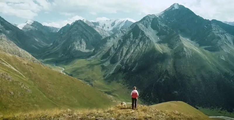Kirgistan Drohnenvideo Jukku Barskoon Trek