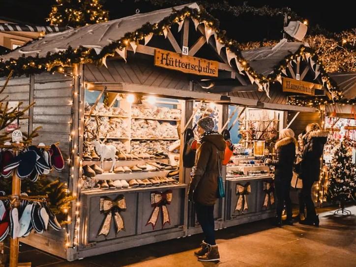 Christkindlmarkt Weihnachtsmarkt – Klagenfurt Sehenswürdigkeiten