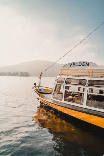 Wörthersee Velden – Klagenfurt Sehenswürdigkeiten
