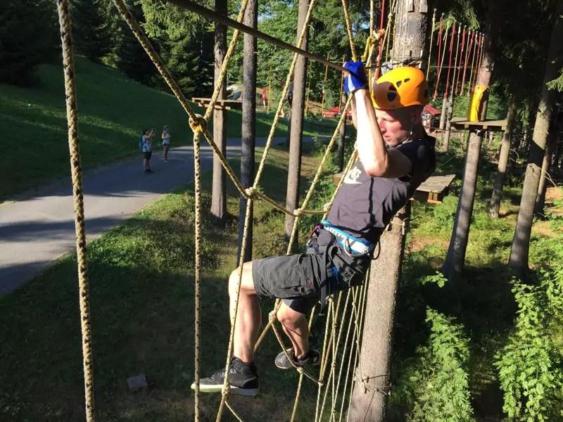 Monkey Park Harrachov