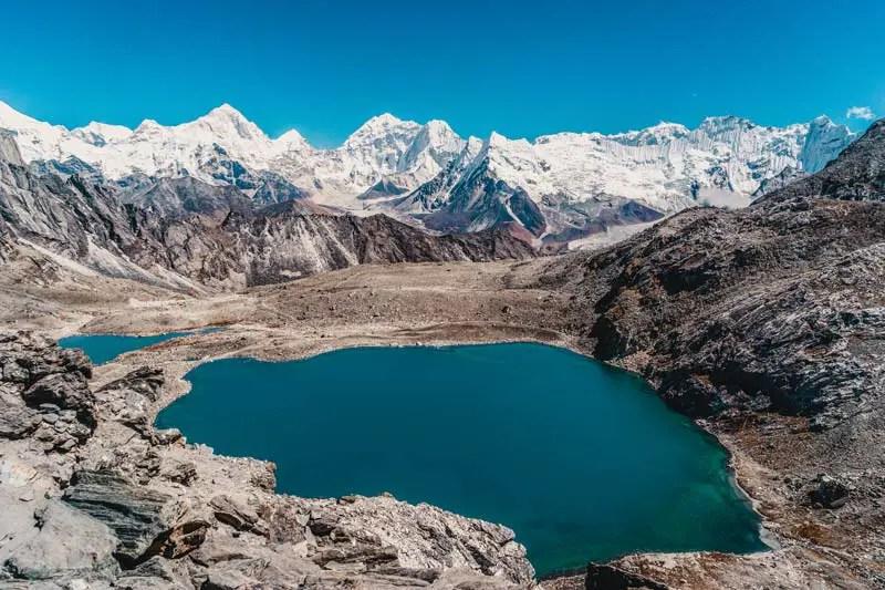 Trekking in Nepal – Kongma La