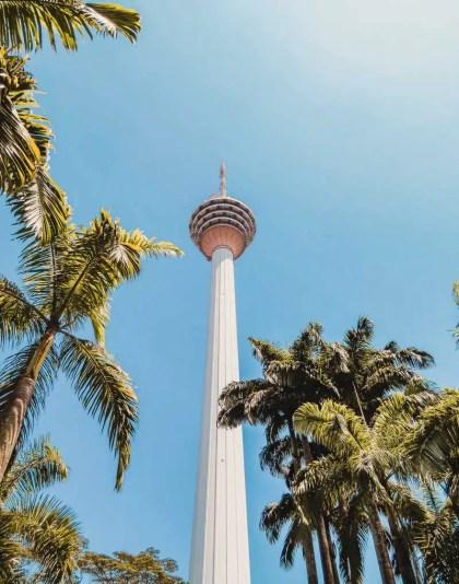 KL Tower Merana – Kuala Lumpur Sehenswürdigkeiten und Highlights in 2 Tagen