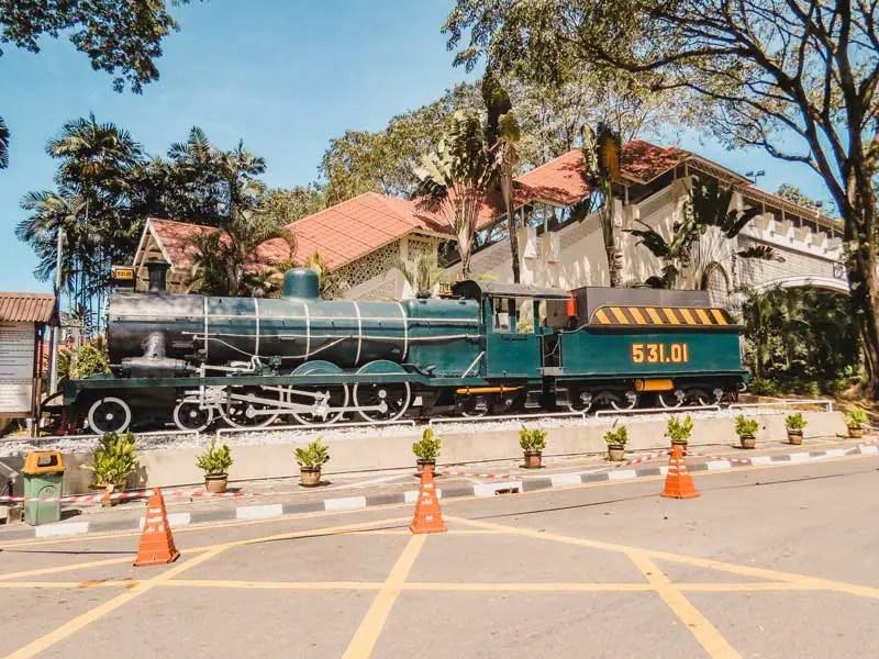 Nationalmuseum – Kuala Lumpur Sehenswürdigkeiten und Highlights in 2 Tagen