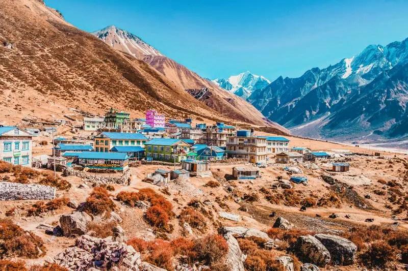 Trekking in Nepal – Langtang