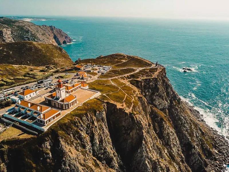 Cabo da Roca – Lissabon Sehenswürdigkeiten