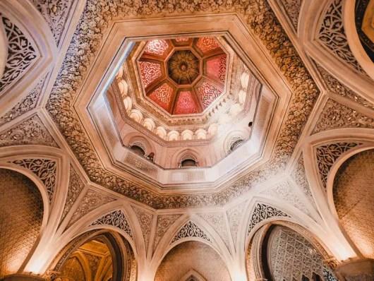 Sintra Monserate – Lissabon Sehenswürdigkeiten