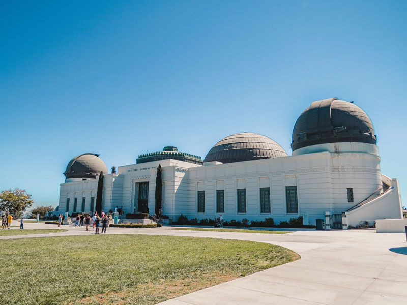 Griffith Observatory - Attracties in Los Angeles