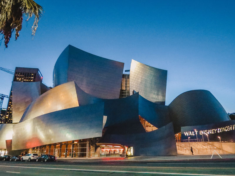 Walt Disney Concert Hall - Attracties in Los Angeles