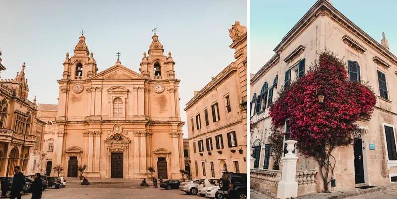 Malta Highlights Mdina