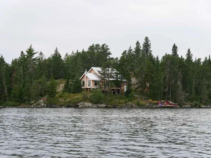 manitoba cottage high lake
