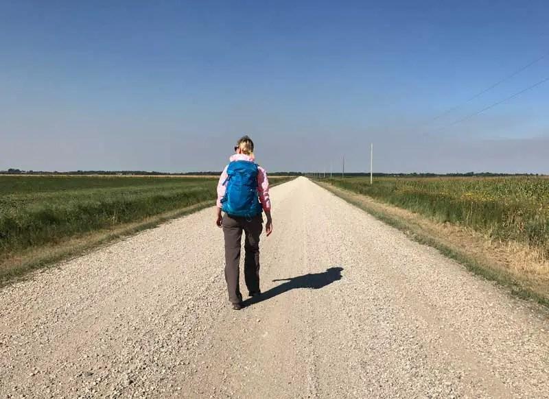 Manitoba Rundreise Crow Wing Trail