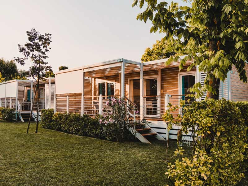 Camping-Village Marina di Venezia Bungalow