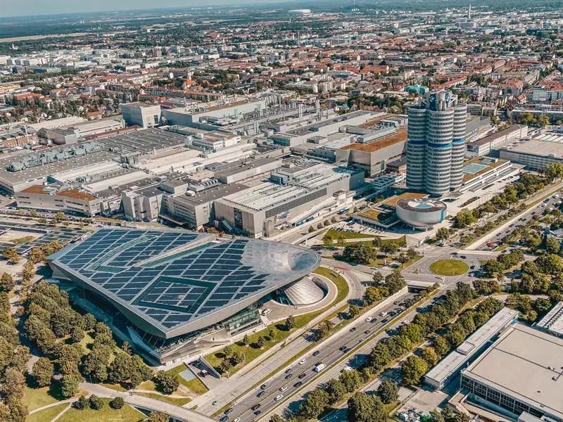 BMW Welt Museum