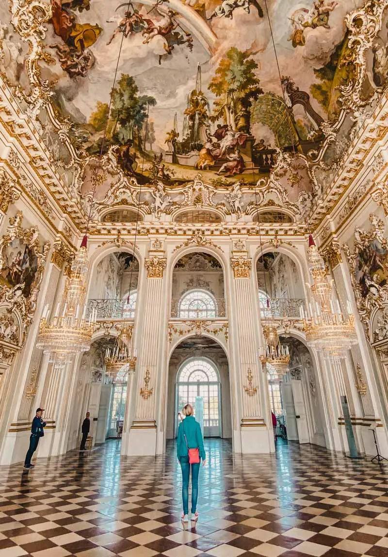Schloss Nymphenburg – München Sehenswürdigkeiten