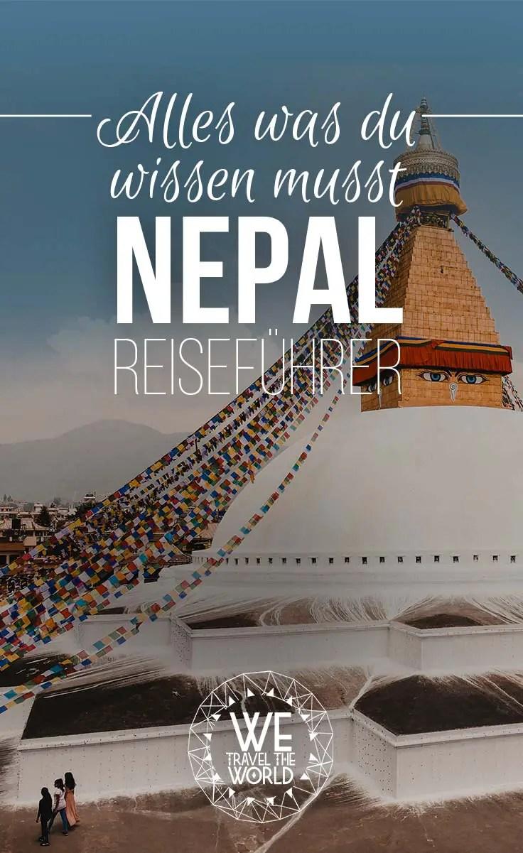 Bester Nepal Reiseführer Empfehlung – Alles was du wissen musst
