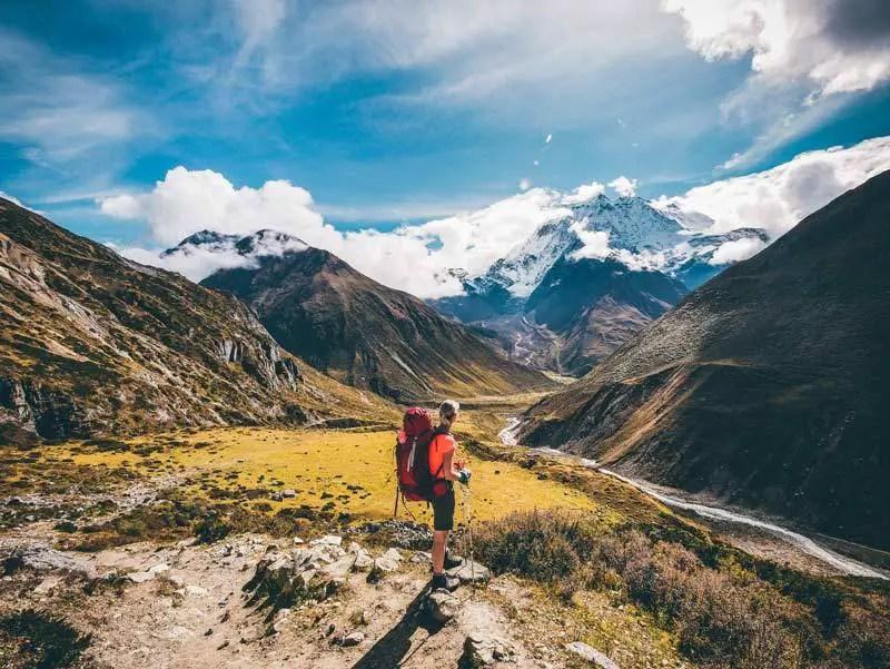 Reiseziele September Nepal