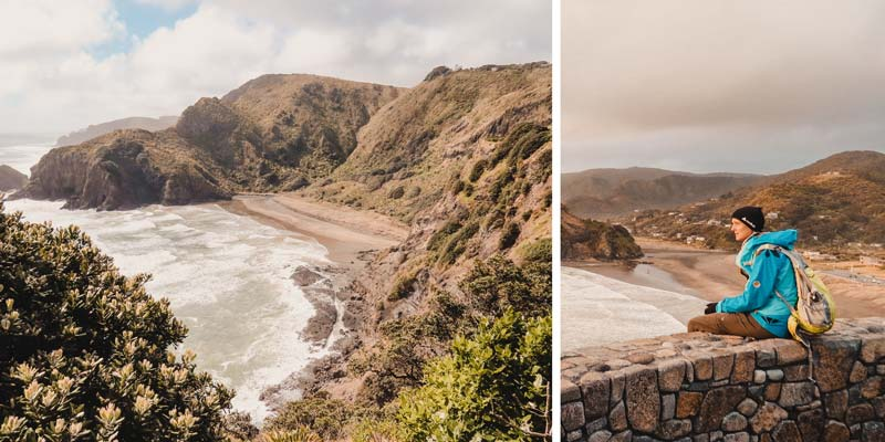 Neuseeland Nordinsel Highlights Piha Beach