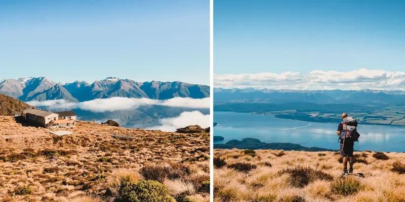 Neuseeland Südinsel Highlights Kepler Track