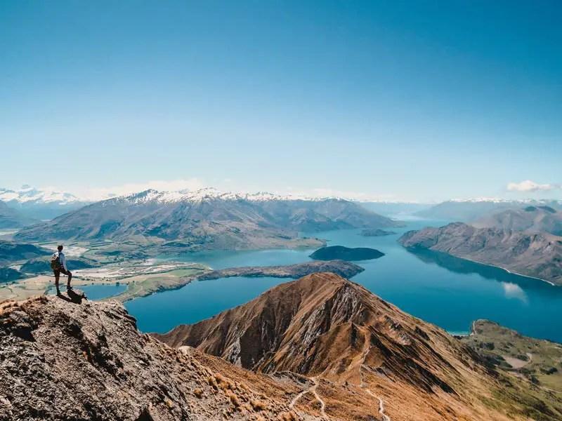 Neuseeland Südinsel Highlights Wanaka