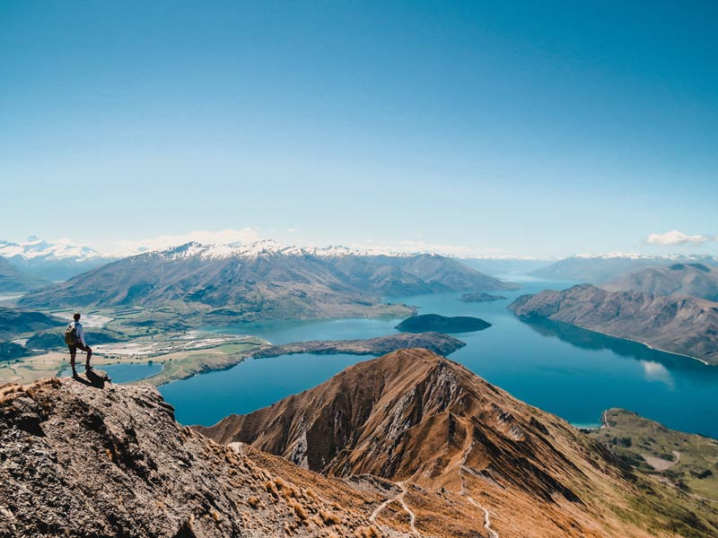 Neuseeland Südinsel Highlights Wanaka