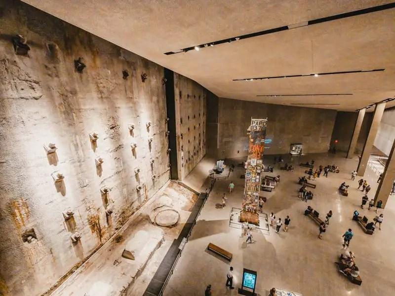 9/11 Memorial – New York Sehenswürdigkeiten