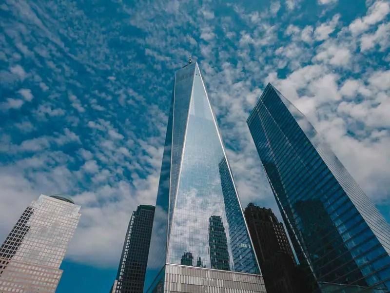 One World trade center – New York Sehenswürdigkeiten