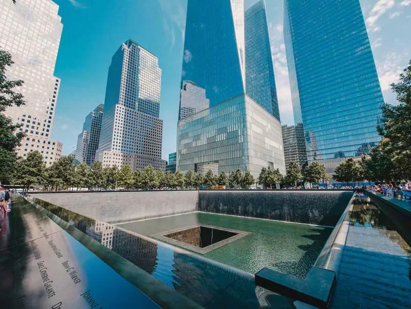 Ground Zero – New York Sehenswürdigkeiten