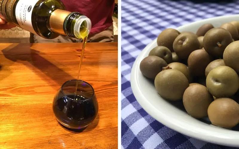 olivenoelverkostung