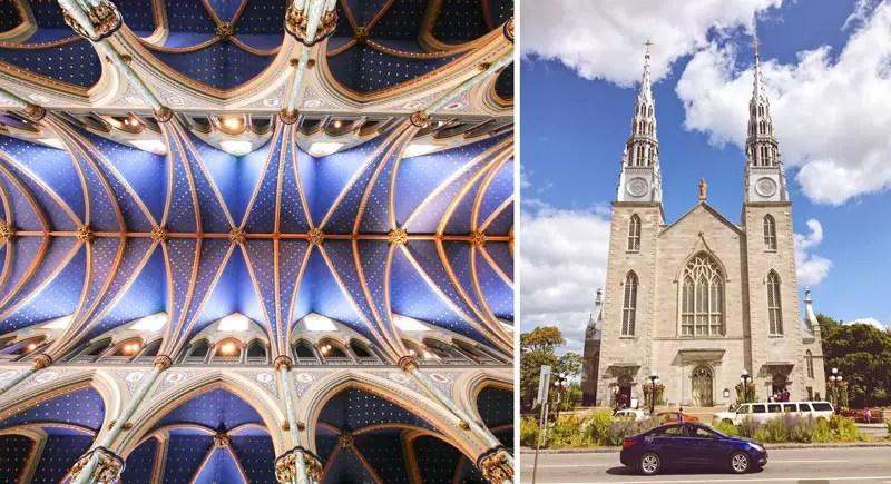 Basilica Ottawa Sehenswürdigkeiten