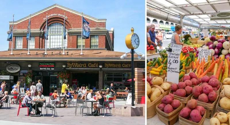 ByWard Market Ottawa Sehenswürdigkeiten