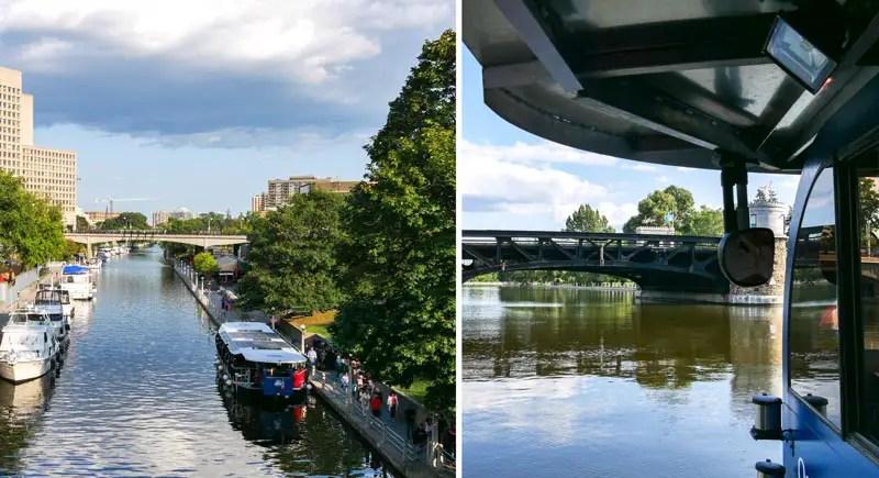 Rideau Canal Ottawa Sehenswürdigkeiten
