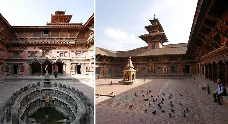 Patan Square Kathmandu