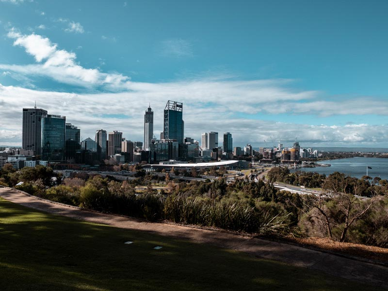 Westaustralien Perth