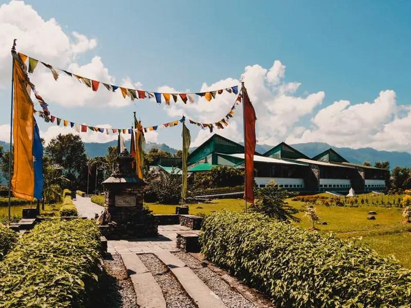 Pokhara Sehenswürdigkeiten International Mountain Museum