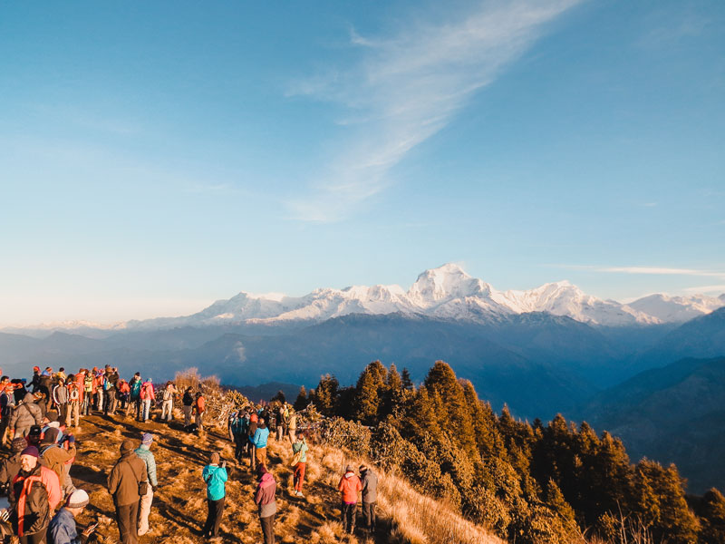 Trekking in Nepal – Poon Hill