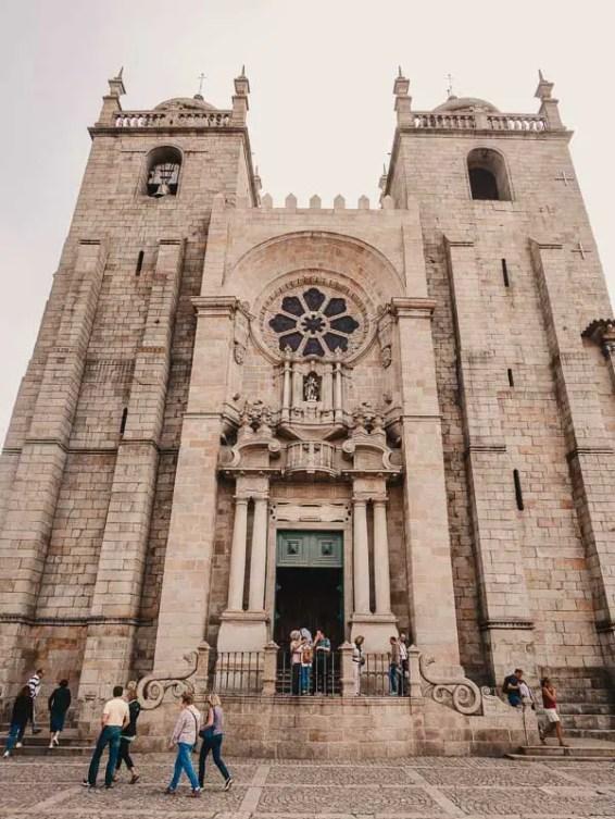 Kathedrale – Porto Sehenswürdigkeiten, Reisetipps & Highlights