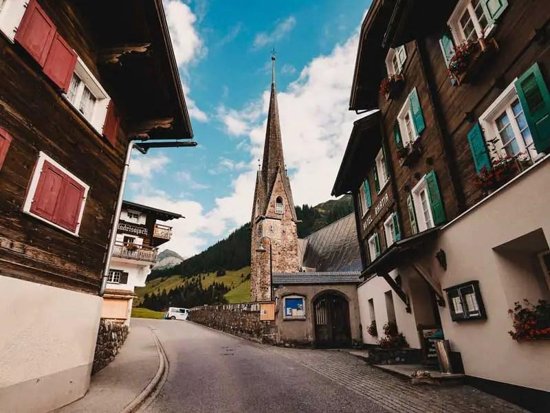 Prättigauer Höhenweg St. Antönien