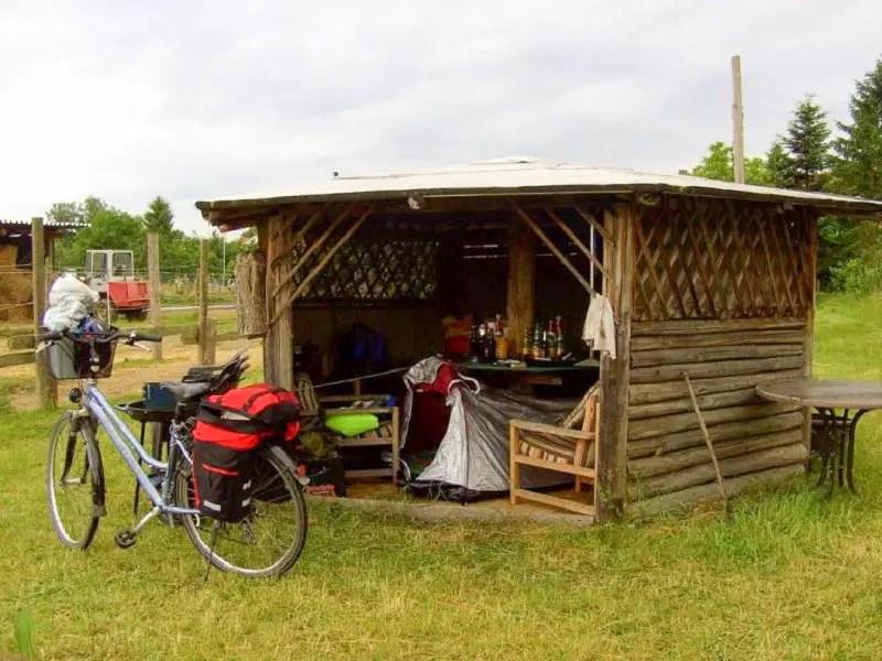 Weltentdeckerin Mai –Radtour Skandinavien