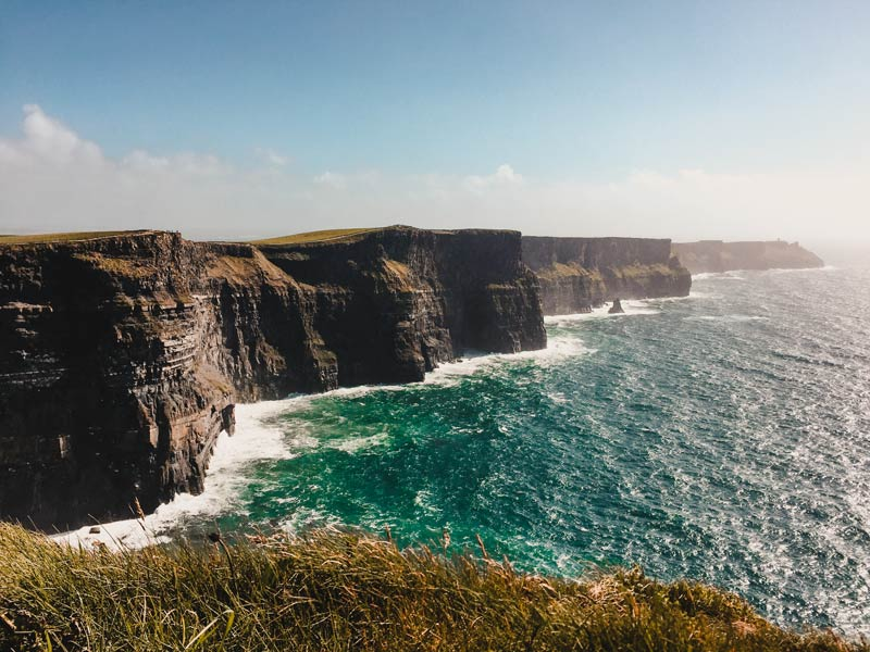 Reiseziele April Irland Cliffs of Moher