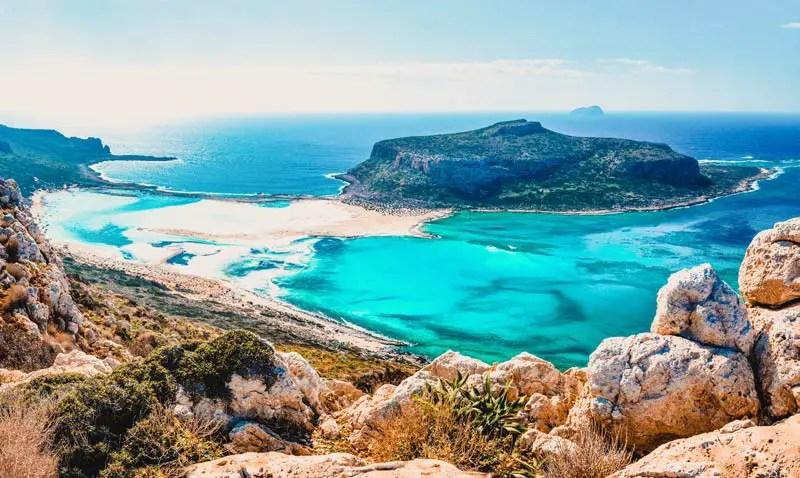 Reiseziele April Kreta