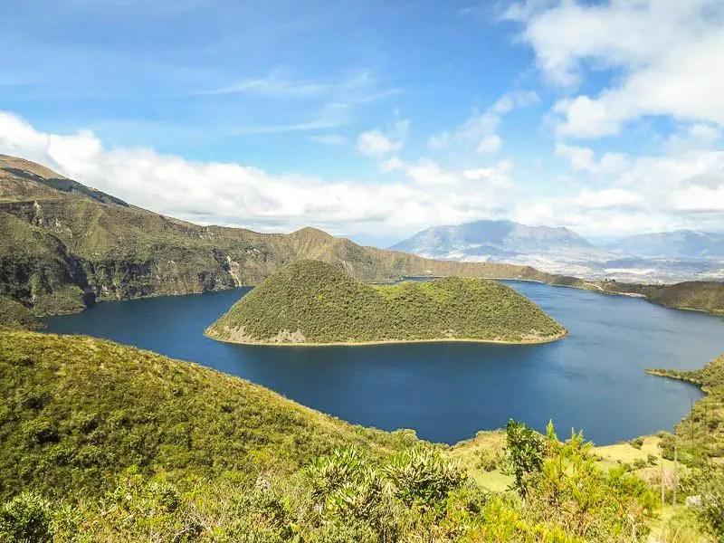 Reiseziele August Ecuador
