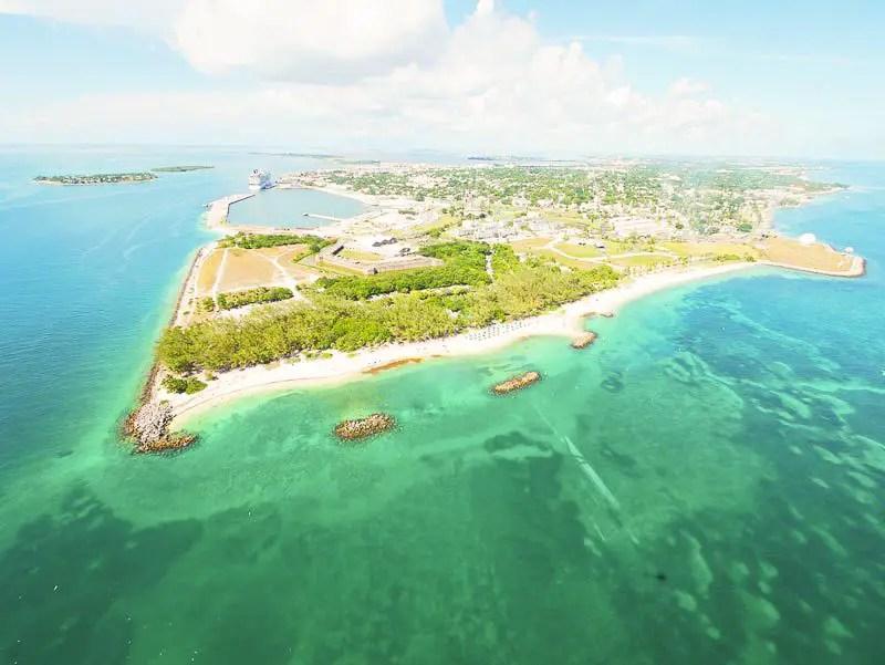 Reiseziele August Florida Keys