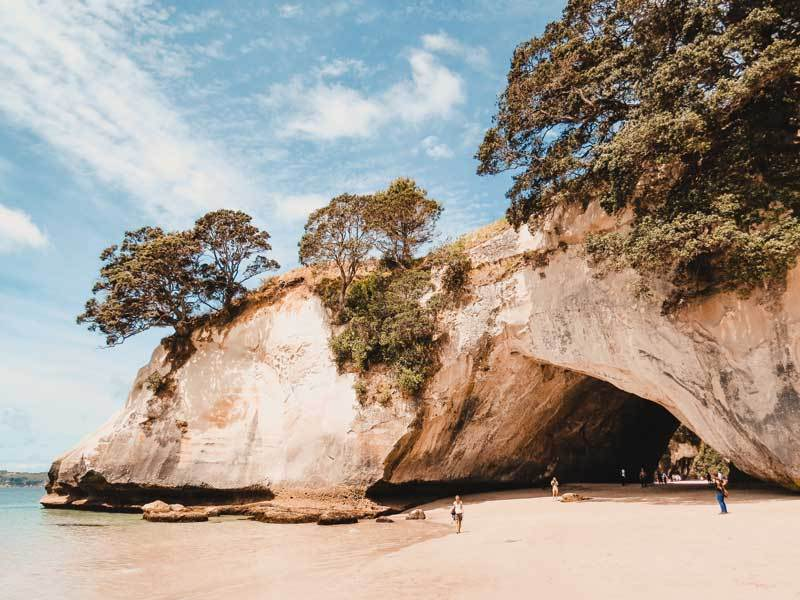 Reiseziele Dezember Neuseeland