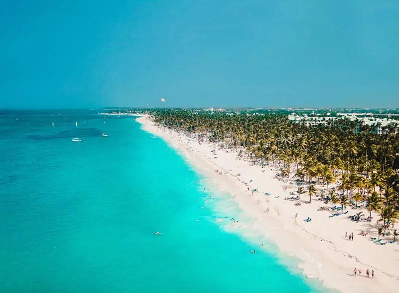 Reiseziele Februar Dominikanische Republik